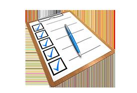 Unfallversicherung Checkliste